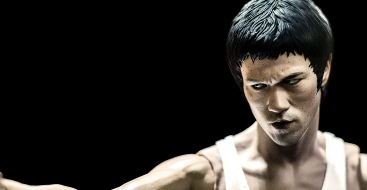 Figurine de Bruce Lee