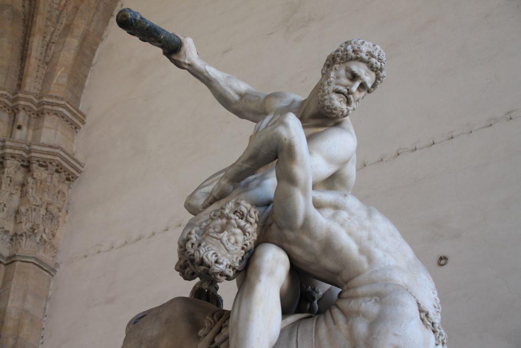 Héraclès contre Nessos